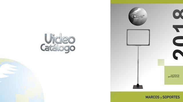Marcos y soportes video catálogo 2018