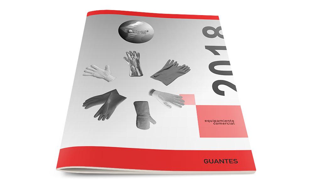 Guantes catálogo 2018