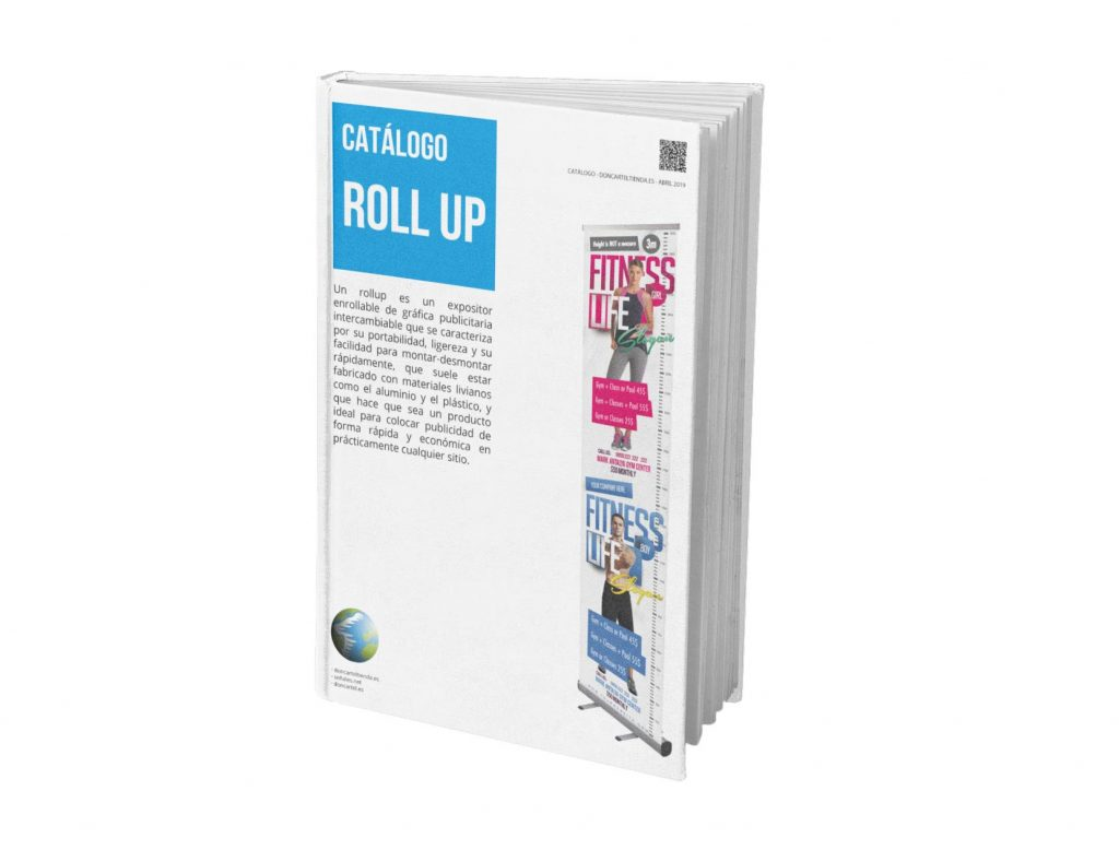 Catálogo Roll Up 2019