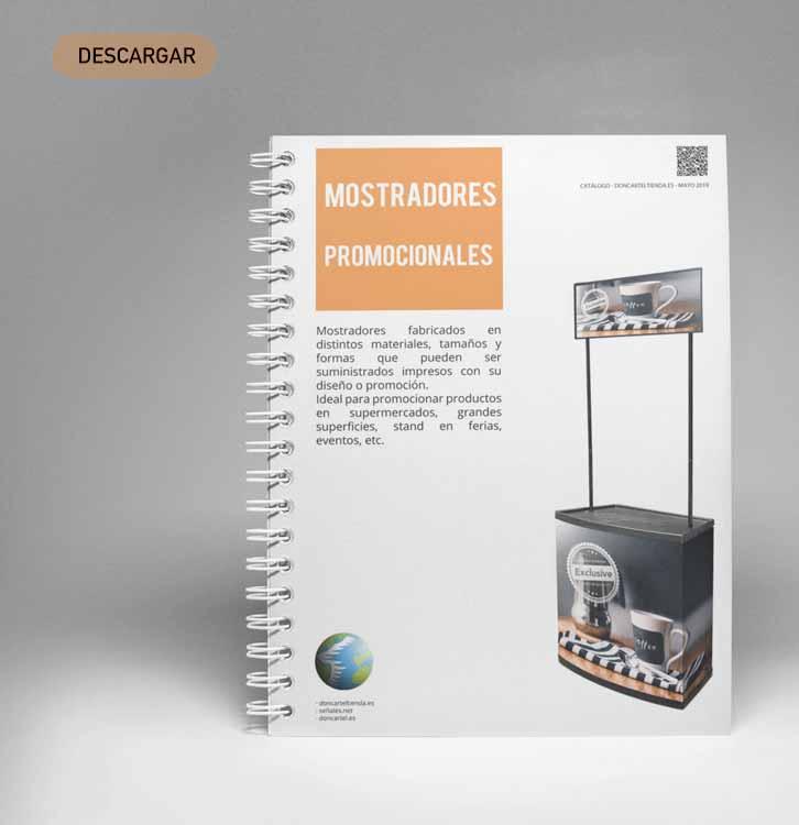 descargar catálogo mostradores 2019