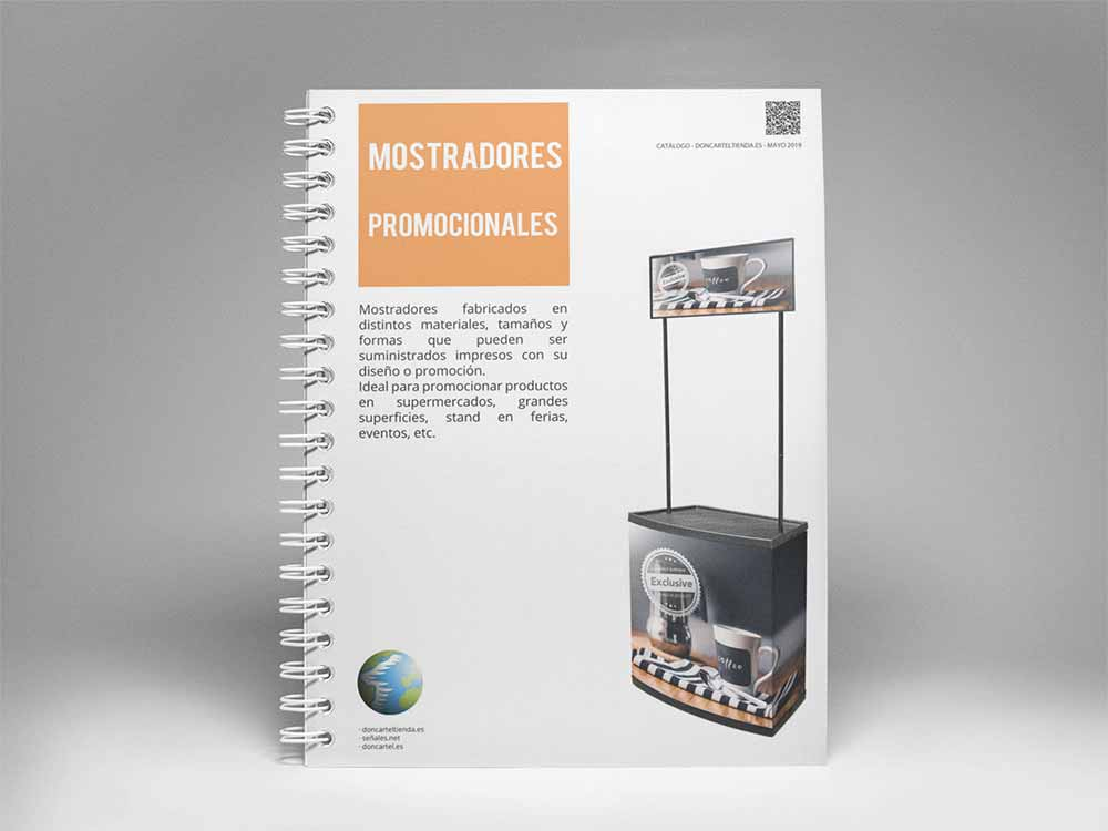 Mostradores Catálogo 2019