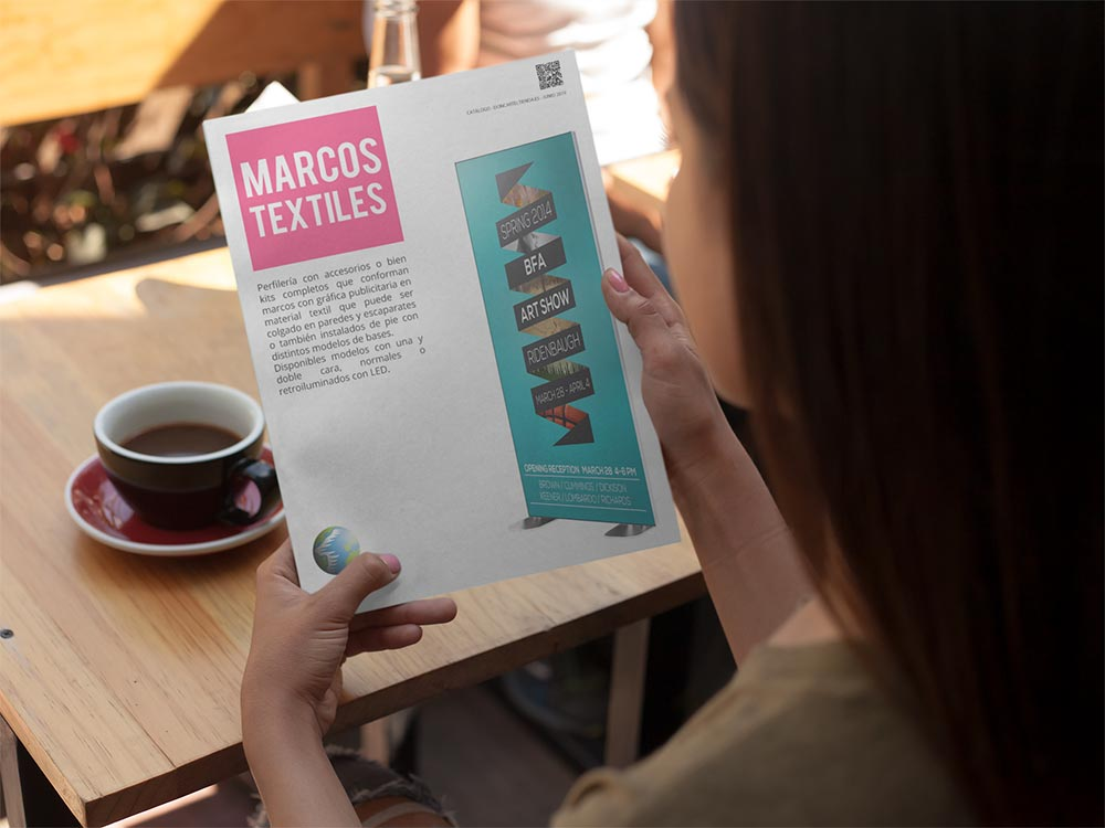 Marcos Textiles Catálogo 2019